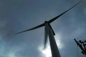 琴浦町の風車