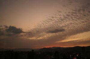 広島 夕焼け