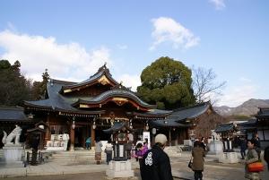 広島 速谷神社