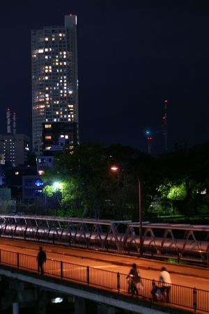 広島の高層マンション