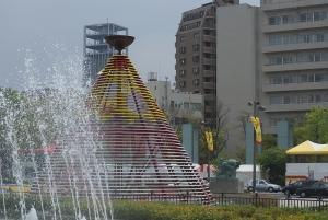 ひろしま花の塔