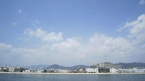 江波の散歩道