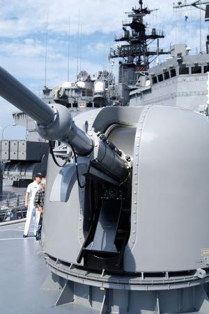 呉の護衛艦