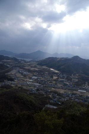 因島・白滝山