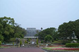 今日は植物公園