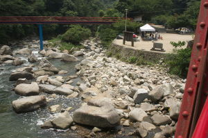 呉の二河峡