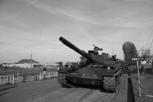 モノクロ戦車2