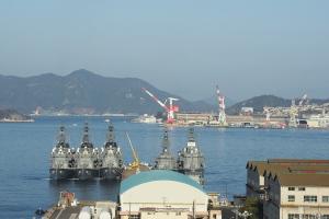串山とか護衛艦とね