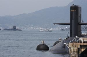 帰ってきた潜水艦