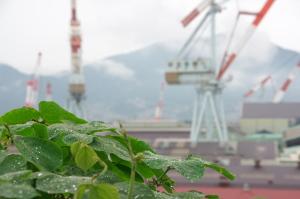 雨の9月スタート