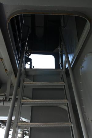 Blogで艦艇見学-2