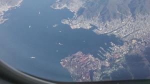呉湾と今高野山