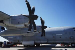 海自岩国航空基地へ−4