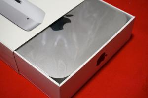 到着・最新型Mac mini