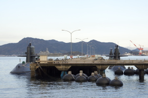 呉湾・護衛艦隊