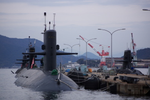 Sバースの潜水艦隊