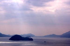 忠海の黒滝山