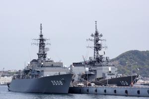 呉の艦艇画像集