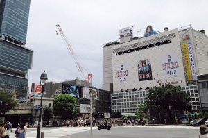 東京とミサイル