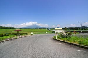 大山ドライブ