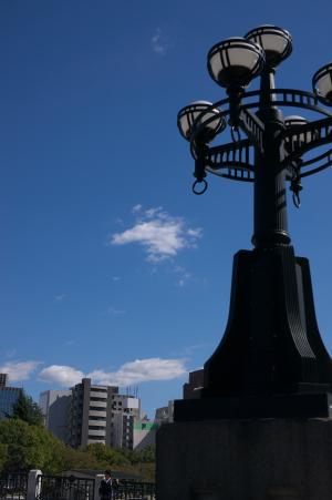 青空と呉の艦艇
