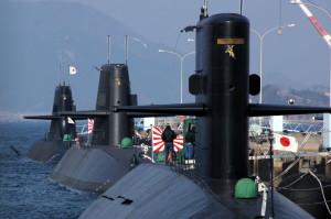 正月の潜水艦