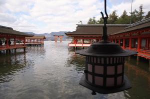 国宝・厳島神社
