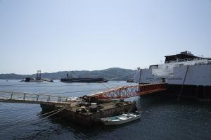 船の終着駅