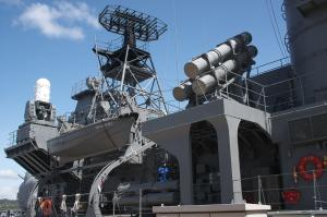 呉の護衛艦スナップ
