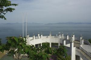 島の展望台