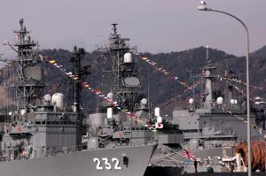懐かし艦艇Photo