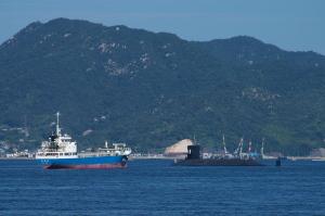 2015.8.23のSS出港