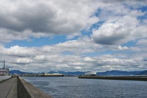 続・広島湾岸巡り