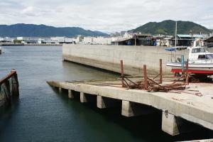 広島・草津漁港: Ryan-Hiroshima...
