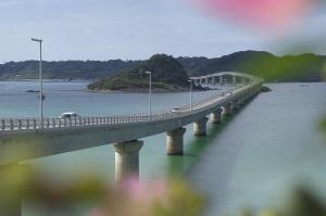 山口県・角島大橋