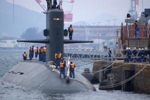 出港!潜水艦