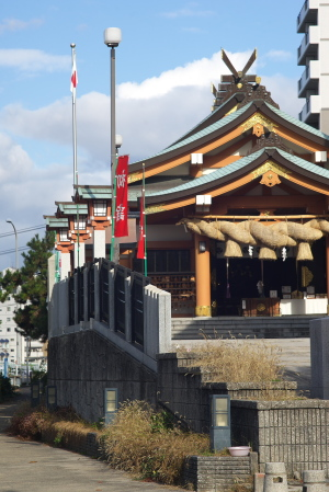 広島の住吉神社