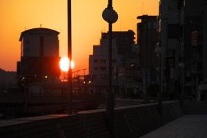 夕どき尾道