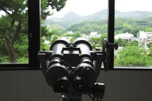 古鷹山より眺望