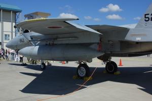 F-15J地上展示