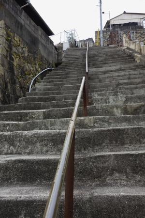 海猿の階段