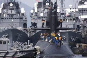 呉の潜水艦集