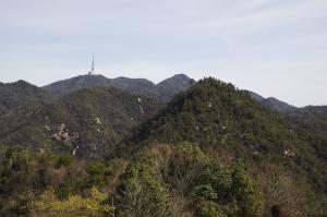 天応の山歩き