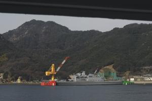 呉への船旅