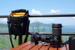 長玉用カメラバッグ