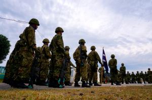 第13旅団創立記念行事