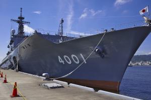 大型艦船の撮り方