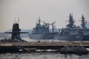 潜水艦風景