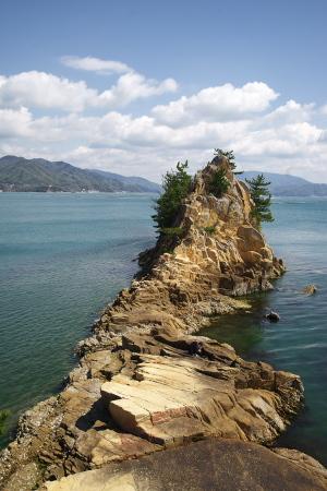 倉橋の大浦崎海岸