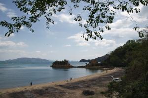 続・倉橋の大浦崎海岸